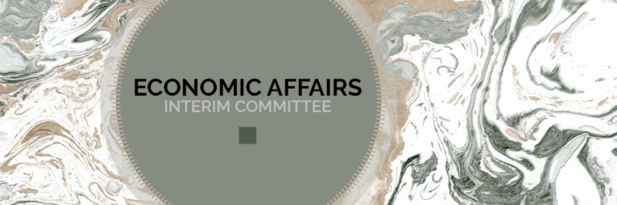 decorative image for Economic Affairs Interim Committee