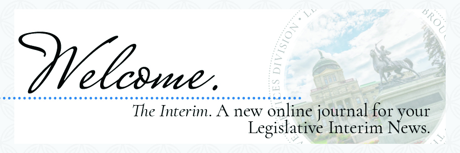Welcome to The Interim online journal